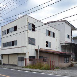 Fujiyoshida-Balcony 改修前の写真