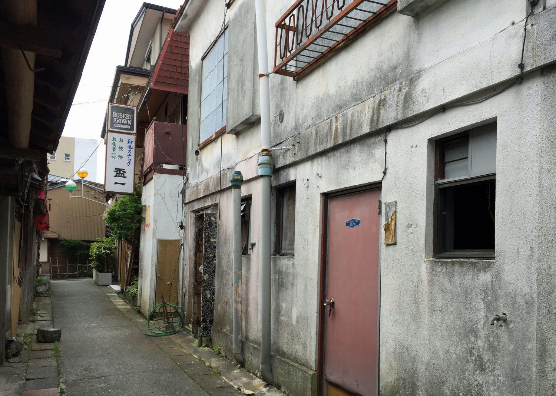 富士吉田市 新世界通りプロジェクト