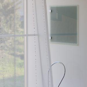 互い違いの内壁/homeHR 2階サンルーム