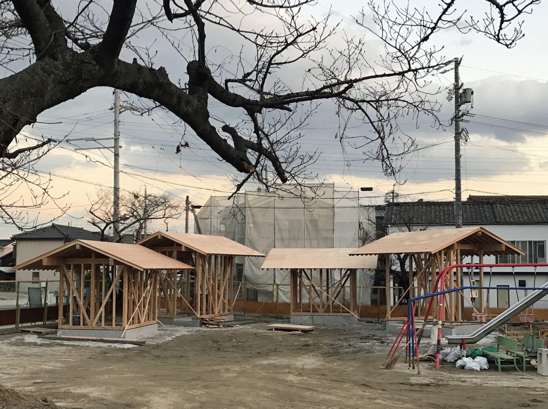 亀崎公園整備計画 建て方