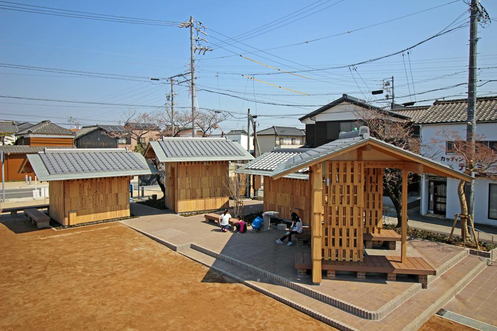 亀崎公園整備計画 竣工