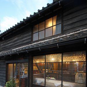 亀崎の蕎麦屋