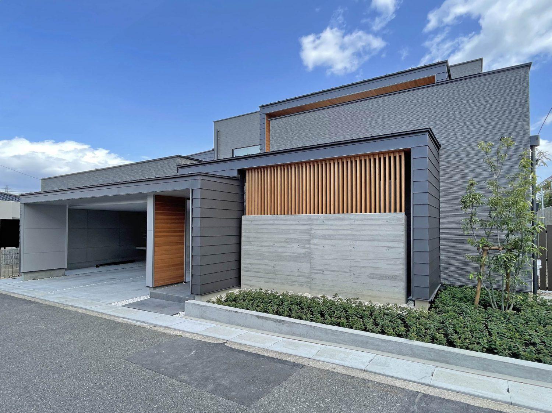 半田市内の新築住宅 竣工写真